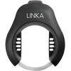 LINKA Antivol de cadre électronique - Antivol vélo - 152mm noir